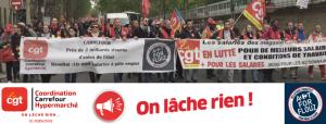 Manifestation 27 Avril 2019 à Paris