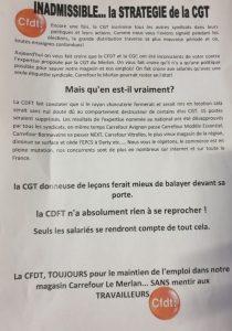 CDFT: C'est Des Foutus Traîtres