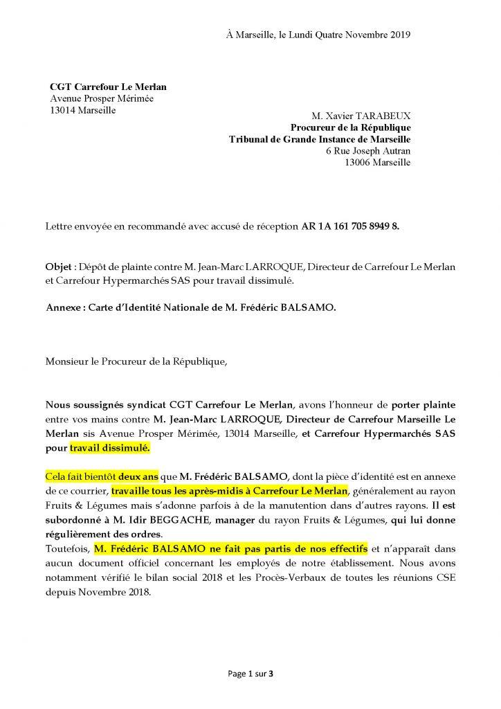 Dépôt Plainte Procureur République Travail Dissimulé_Page_1