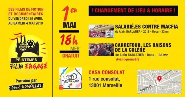 Diffusion Film: Carrefour, les raisons de la colère