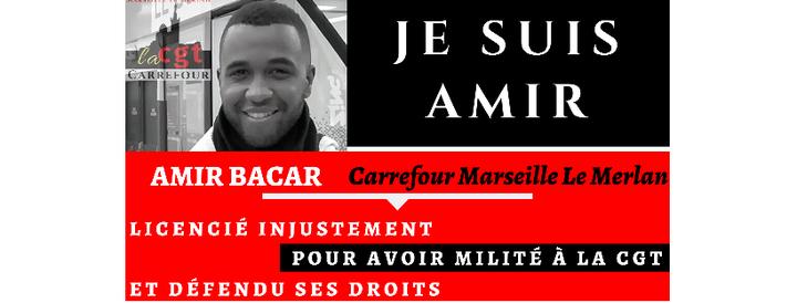 JE SUIS AMIR